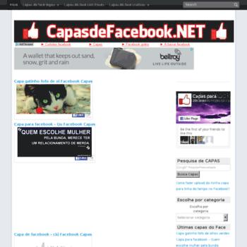 Capasdefacebook.net thumbnail