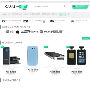 Capasnanet.com.br thumbnail