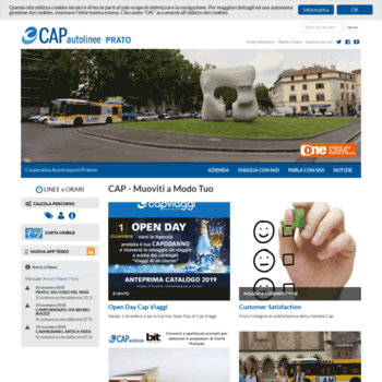Capautolinee.it thumbnail