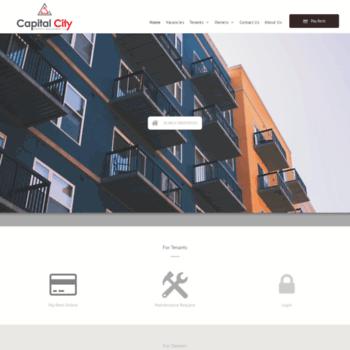 Capitalcitypm.net thumbnail