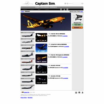 Captainsim.com thumbnail