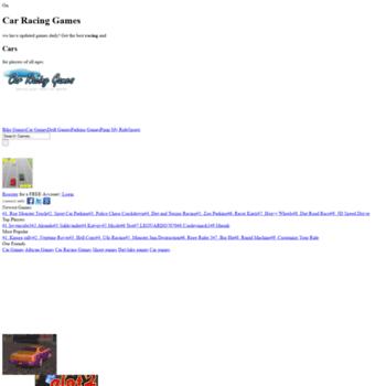 Car-racing-games.org thumbnail