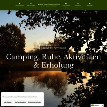 Caravan-kurcamping.de thumbnail