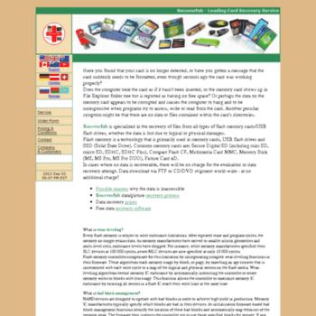 Card-recovery.biz thumbnail