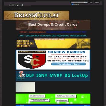 Cardvilla.net thumbnail