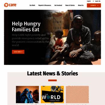 Care.org thumbnail