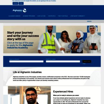 careers alghanim com at WI  Alghanim Industries