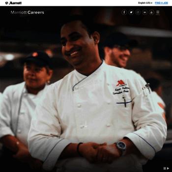 careers marriott com at WI  Marriott International Careers