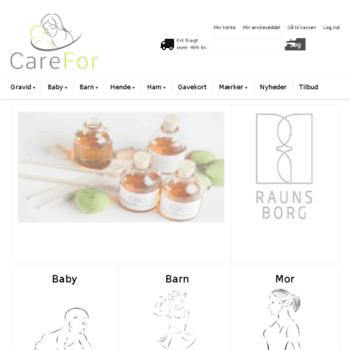 Carefor.dk thumbnail