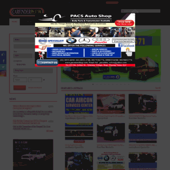 car finder in philippine used