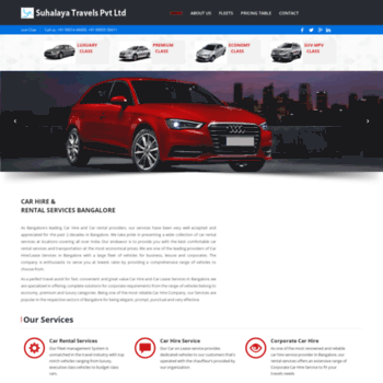 Carhireservices.in thumbnail