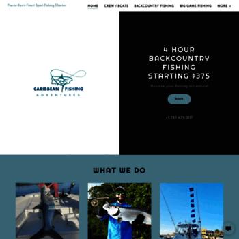 Caribbeanfishingadventures.com thumbnail