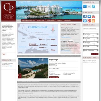 Caribbeanproperty.co.uk thumbnail