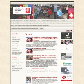 Caritas-blaj.ro thumbnail
