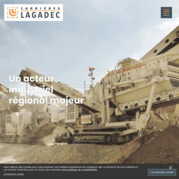 Carriere-lagadec.fr thumbnail