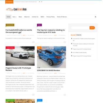 Cars-news.org thumbnail