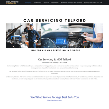 Carservicetelford247.co.uk thumbnail