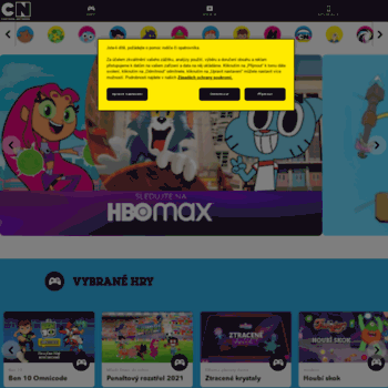 Cartoonnetwork.cz thumbnail