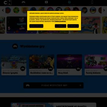 Cartoonnetwork.pl thumbnail