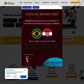 Cartoriotucuruvi.com.br thumbnail