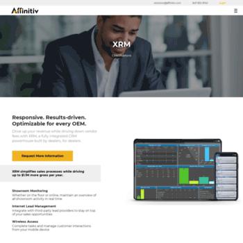Car Research Xrm >> Carxrm Com At Wi Automotive Crm Car Dealership Software