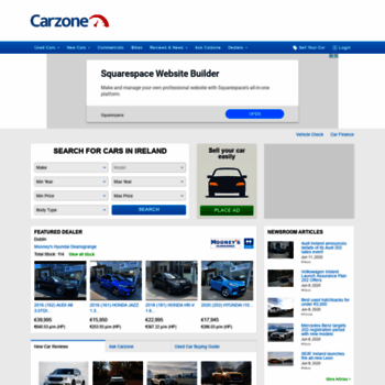 Carzone.ie thumbnail