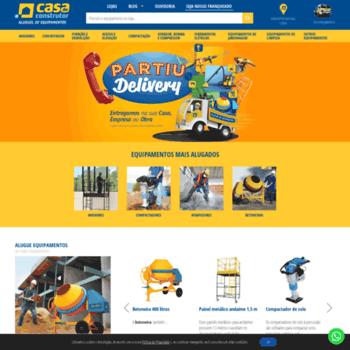 Casadoconstrutor.com.br thumbnail