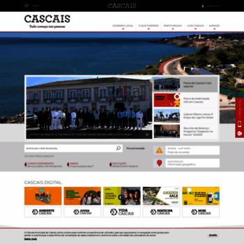 Cascais.pt thumbnail