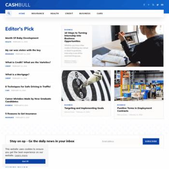 Cashbull.net thumbnail