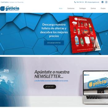 Cashgalicia.net thumbnail