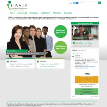 Casip.ca thumbnail
