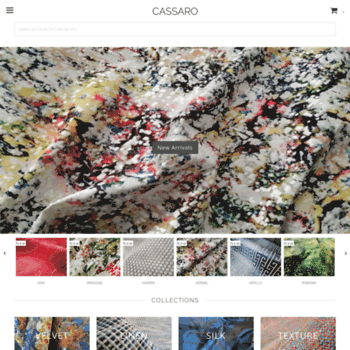 Cassaro.co thumbnail