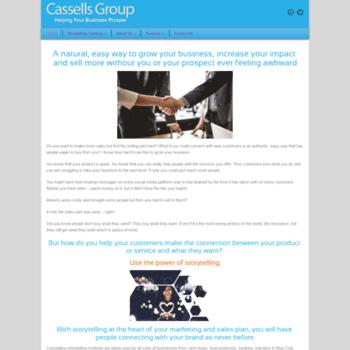Cassellsgroup.co.uk thumbnail