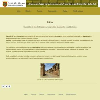 Castrillodelospolvazares.net thumbnail