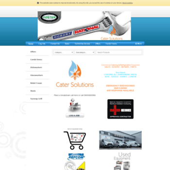 Catersolutions.co.uk thumbnail