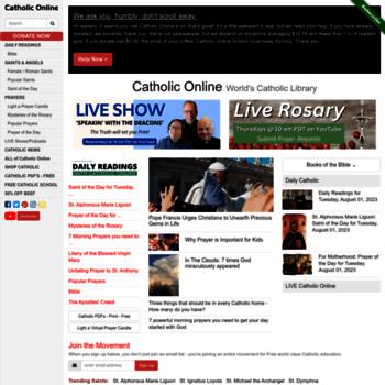 Catholic.org thumbnail