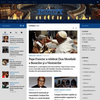 Catholica.ro thumbnail