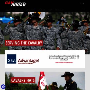 42a47798e0df2 cavhooah.com at WI. CavHooah.com - The Internet s Cavalry Authority ...