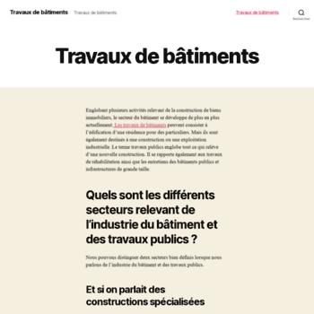 Cbi-batiment.fr thumbnail