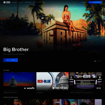 foto de cbs.com at WI. CBS TV Network Primetime, Daytime, Late Night and ...