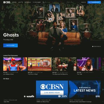 foto de cbsaroundtheworld.com at WI. CBS TV Network Primetime, Daytime ...