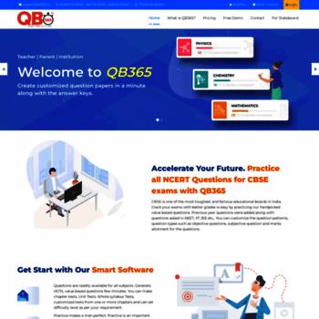 Cbse.qb365.in thumbnail