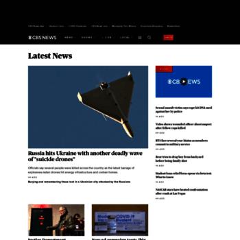 cbshw com at WI  CBS News - Breaking News, Live News stream 24x7