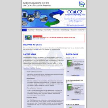 Ccalc.org.uk thumbnail