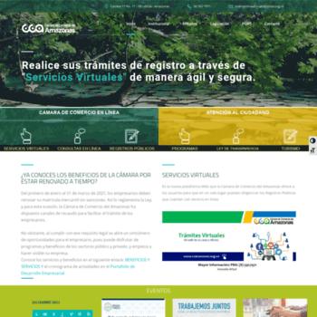 Ccamazonas.org.co thumbnail