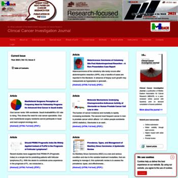 Ccij-online.org thumbnail