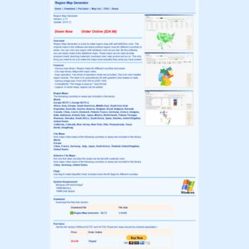 cciyy com at WI  Region Map Generator