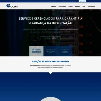 Ccom.com.br thumbnail