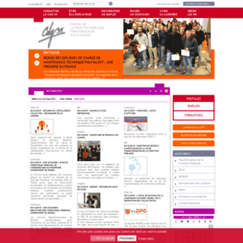 Cdg35.fr thumbnail