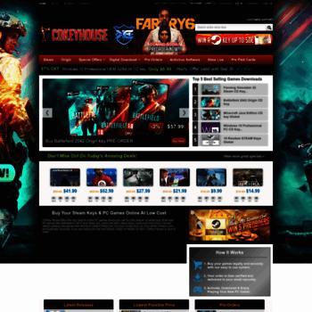 cd key online store